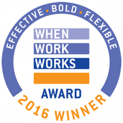 When Work Works Award 2016